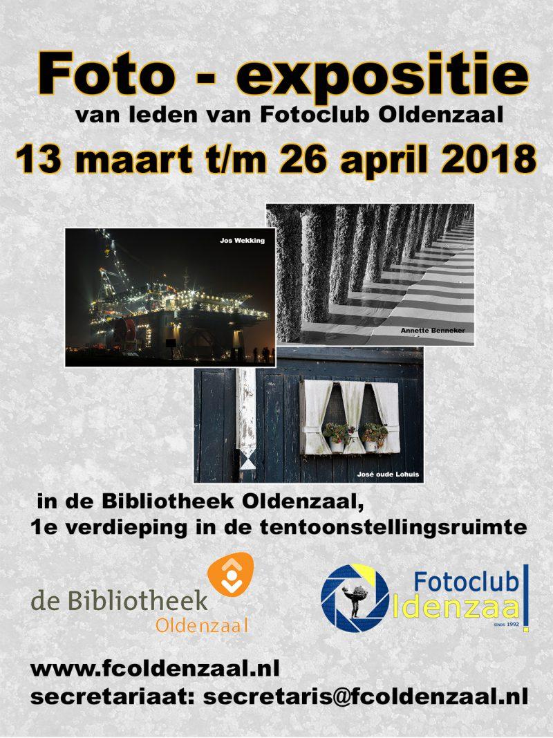 Expositie FCO Bibliotheek 2018