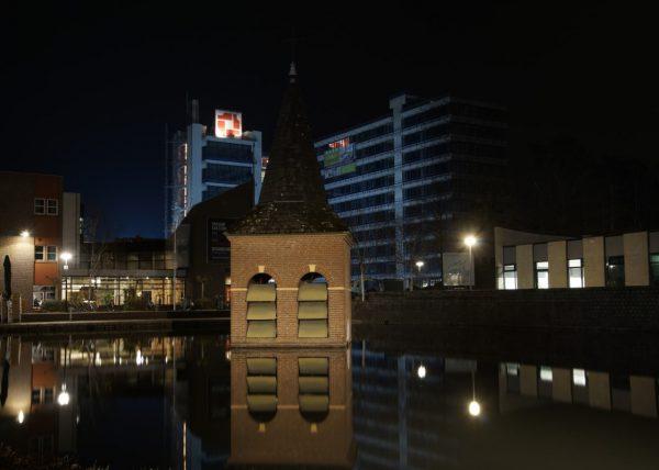 Avondfotografie TU Twente 26-11-2018