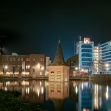 Avondfotografie UT Enschede