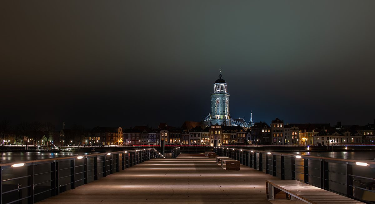 Deventer Dock sight